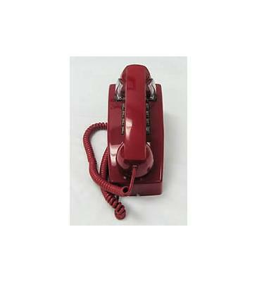 CORTELCO 255447VBA-20MD  Wall Phone RED