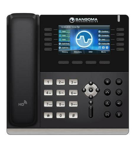 Sangoma Technologies Inc SGM-S705 Sangoma S705 Executive Level Phone- FREE SHIPP
