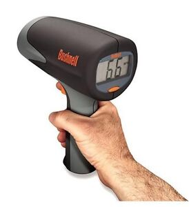 NEW-Bushnell-Velocity-Speed-Gun-BUS-101911-for-Baseball-Softball-Tennis-etc