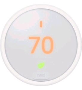 BRAND NEW SEALED NEST E LEARNING THERMOSTAT FOR $135