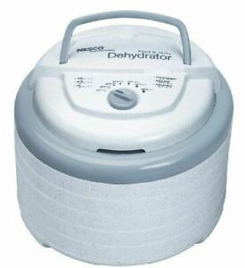 NESCO Fd-75a Snackmaster Pro Food Dehydrator Adjustable The
