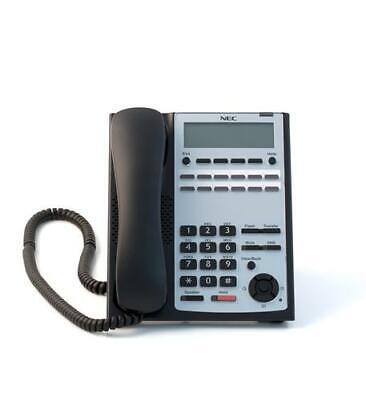 Nec 1100061 Be110270 12-button Full-duplex Tel Black
