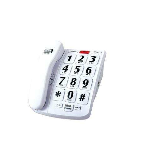 Future-Call 1031 BIG BUTTON PHONE WITH 40db