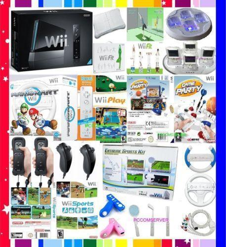 I want to sell my wii but...?