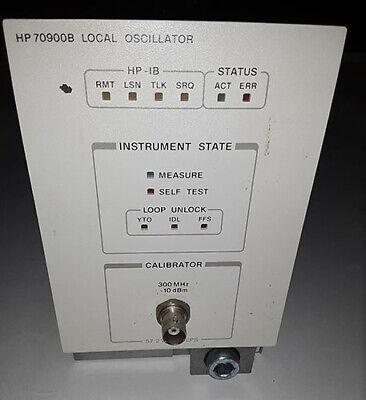 Hp 70900b Local Oscillator
