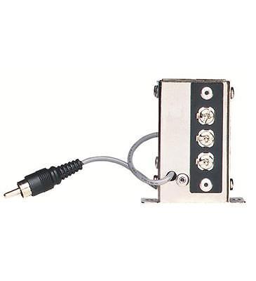Bogen WMT-1A Line Input/Output Matching Transformer Line XFMR High Low Impedance Input Impedance Transformer