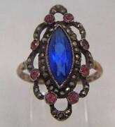 Art Deco Ladies Ring