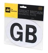 Magnetic GB Sticker