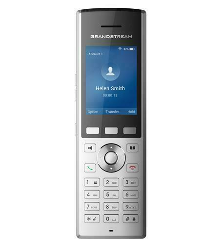 Grandstream WP820 Portable WiFi IP Phone Dual Band WiFi Bluetooth Wireless