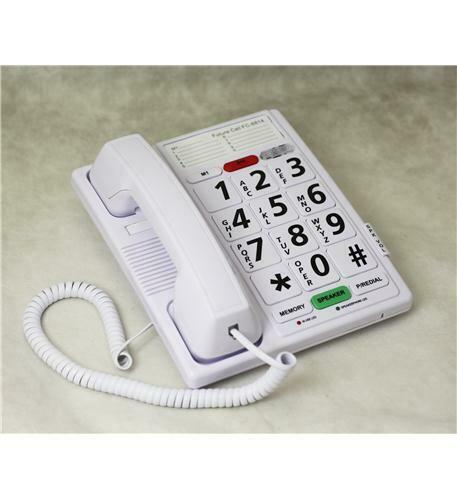Future-Call Big Button 2-way Speakerphone Phone w/ Volume Control FC-8814
