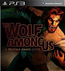 THE WOLF AMONG US PS3 BRAND NEW FACTORY SEALED UP FOR SALE/TRADE Cambridge Kitchener Area image 1