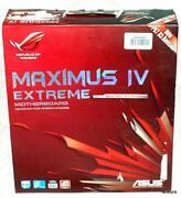 Asus Maximus IV Extreme