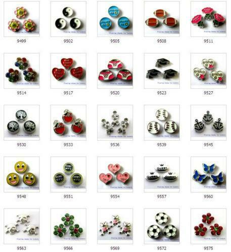 Wholesale Floating Charms Ebay