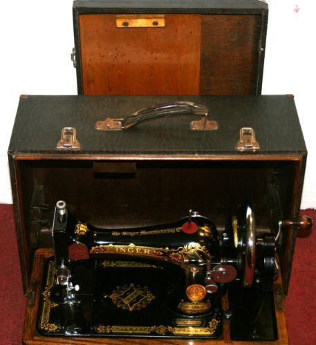 antique singer sewing machine ebay