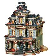 Dept 56 Halloween Manor