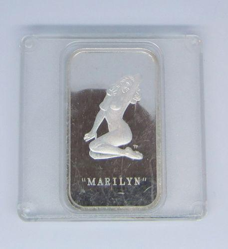 Marilyn Monroe Silver Ebay