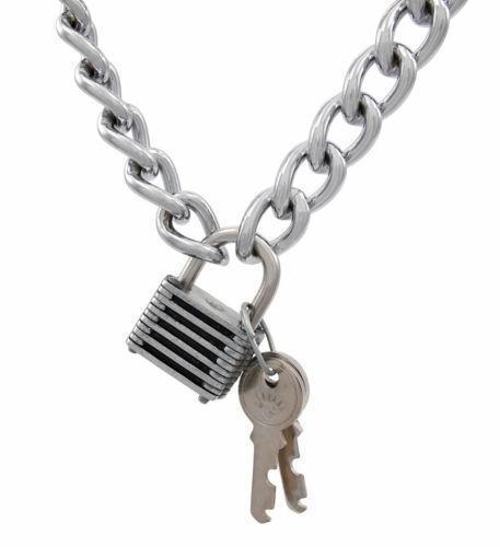 Padlock Necklace Ebay