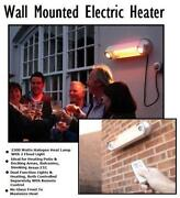 Halogen Patio Heater