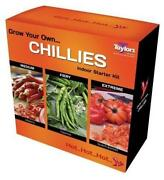 Grow Your Own Chilli
