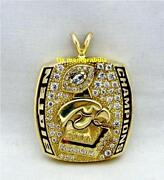 Championship Pendant
