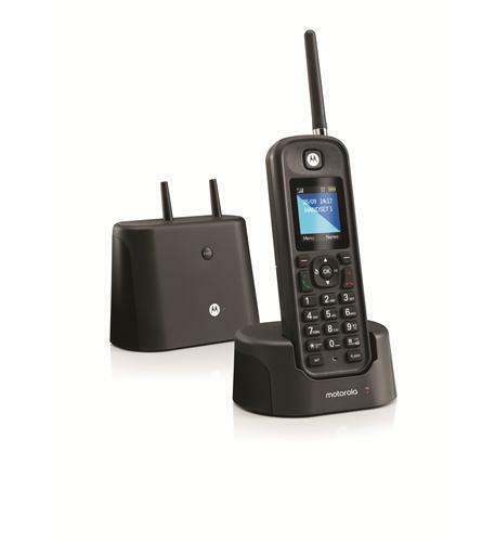 Motorola O211 DECT 6.0 Long Range Cordless Phone