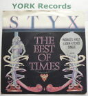 Styx Etched Music Records
