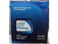 Intel® Pentium® Processor E5700 2M Cache, 3.00 GHz