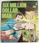 Six Million Dollar Man Record