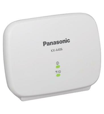 Refurbished Panasonic Kx-a406 Kxa406 Wireless Dect Repeater With Ac Adapter