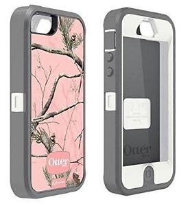 OtterBox iPhone 5 / 5s Defender Realtree Series Case NEW -NEUF