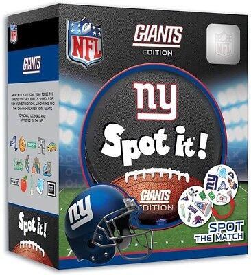 MasterPieces New York Giants Spot it!