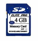 4GB SD Cell Phone Memory Cards