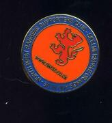 Rangers Pin Badges