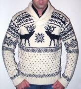 Ralph Lauren Reindeer Sweater