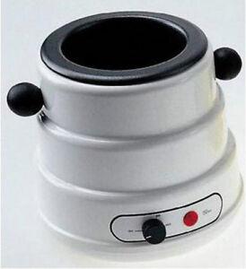 chauffe cire jetable d 39 epilation en pot 800g 150watts ebay. Black Bedroom Furniture Sets. Home Design Ideas