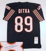 Mike Ditka Autograph