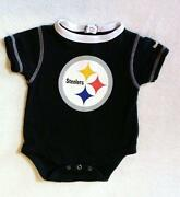 Pittsburgh Steelers Baby Clothes