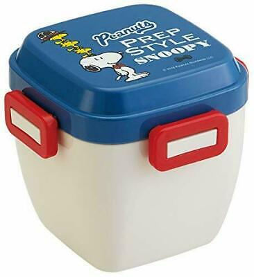 Snoopy Square Salad Lunch Box Food Container 850ml