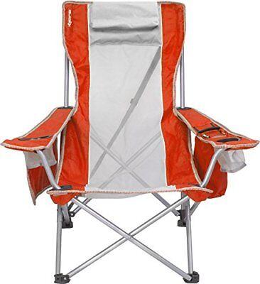 Kijaro Coast Beach Sling Chair Fiji Sunset Orange