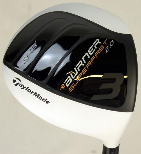 Taylormade Golf Burner Superfast Fairway 3 Wood Ebay