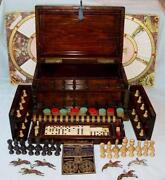 Antique Games Box