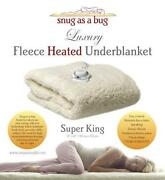 Superking Electric Blanket
