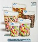 Plastic Sweet Containers