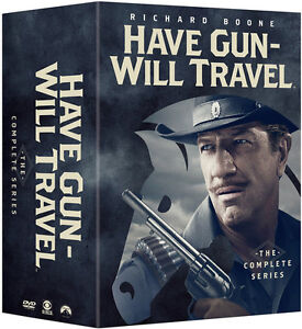 Have Gun Will Travel: The Complete Series DVD