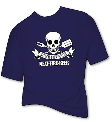 598f301ff6d BBQ T Shirt