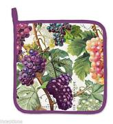 Grape Pot Holder