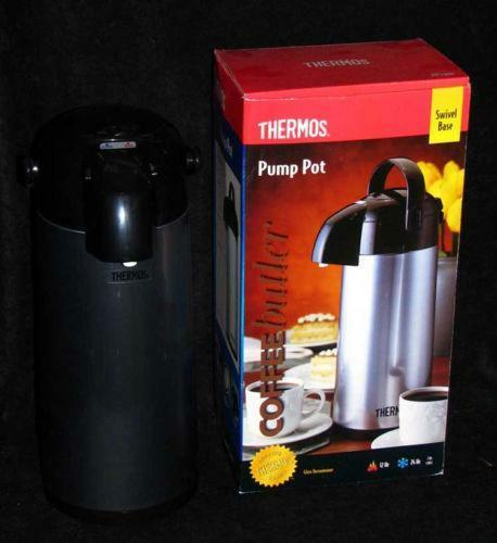 Pump Thermos: Kitchen, Dining & Bar | eBay