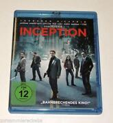 Inception Blu Ray