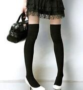 Over The Knee Stockings