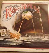 War of The Worlds LP